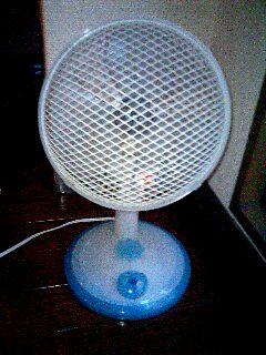 夏の友 扇風機