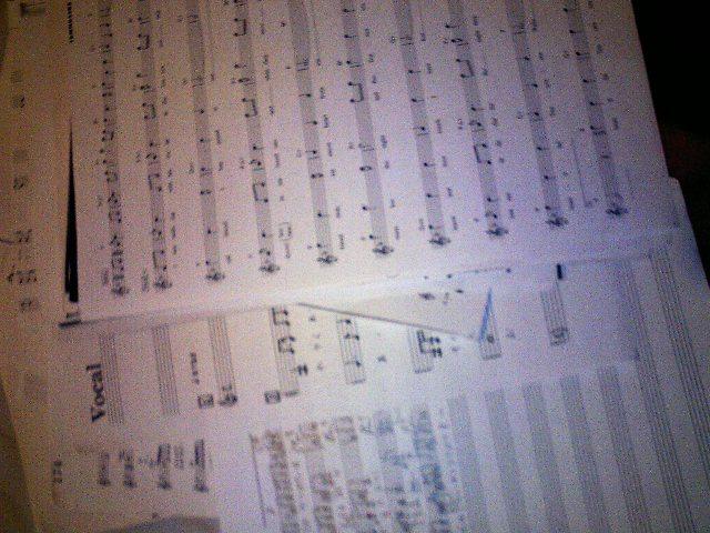 P64用楽譜