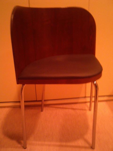 イケアで買った椅子