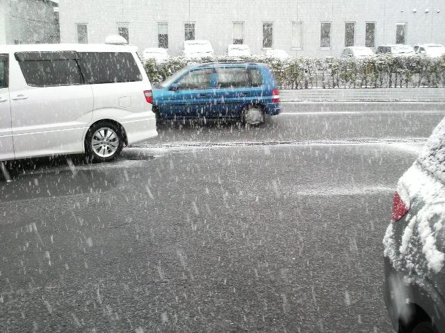 秋田の雪景色そのいち