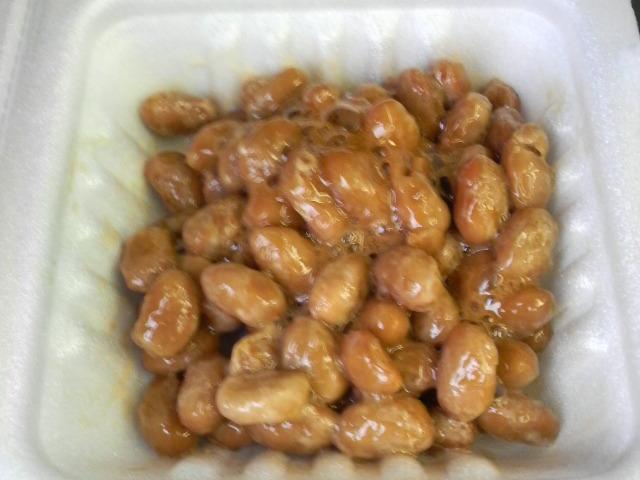 岩手県産大豆の納豆