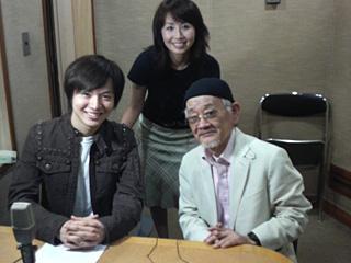 杉先生と柳澤純子さん