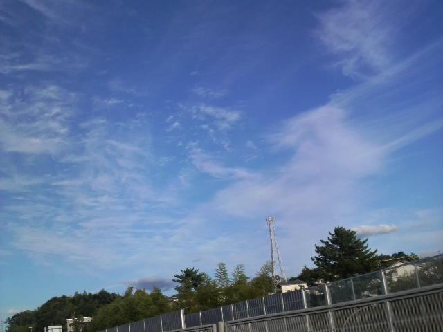 忍者の里 伊賀の空