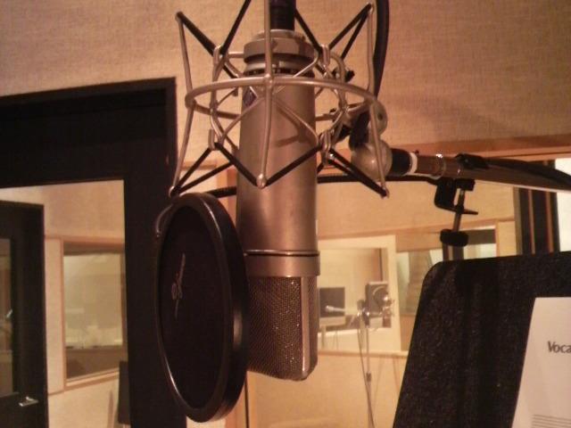 スタジオ用マイク