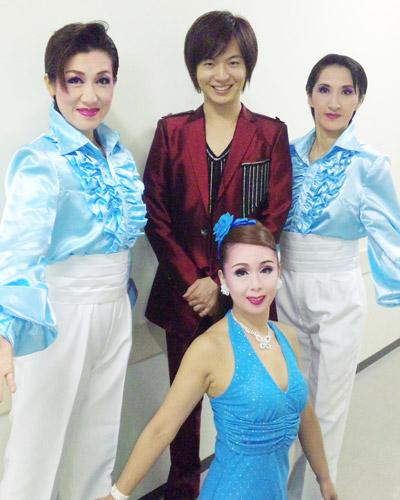 薔薇笑亭(バラエティー)SKDの皆さんと竹島宏
