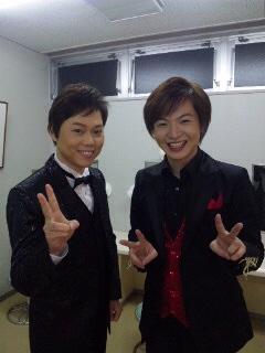三山ひろしさんと竹島宏