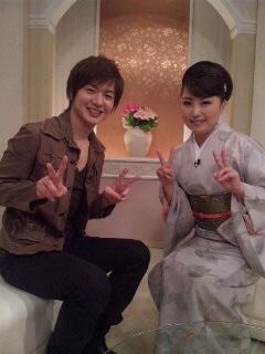 いずはら玲子さんと竹島宏