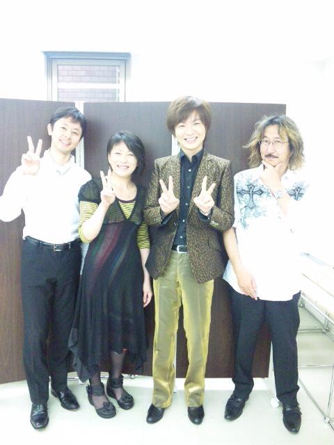 左から丸山さん、後明さん、竹島、菅谷さん